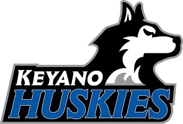 KEYANO HUSKIES LOGO-Small1