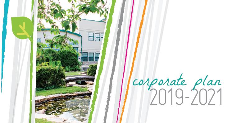 Corporate Plan 2019-2021