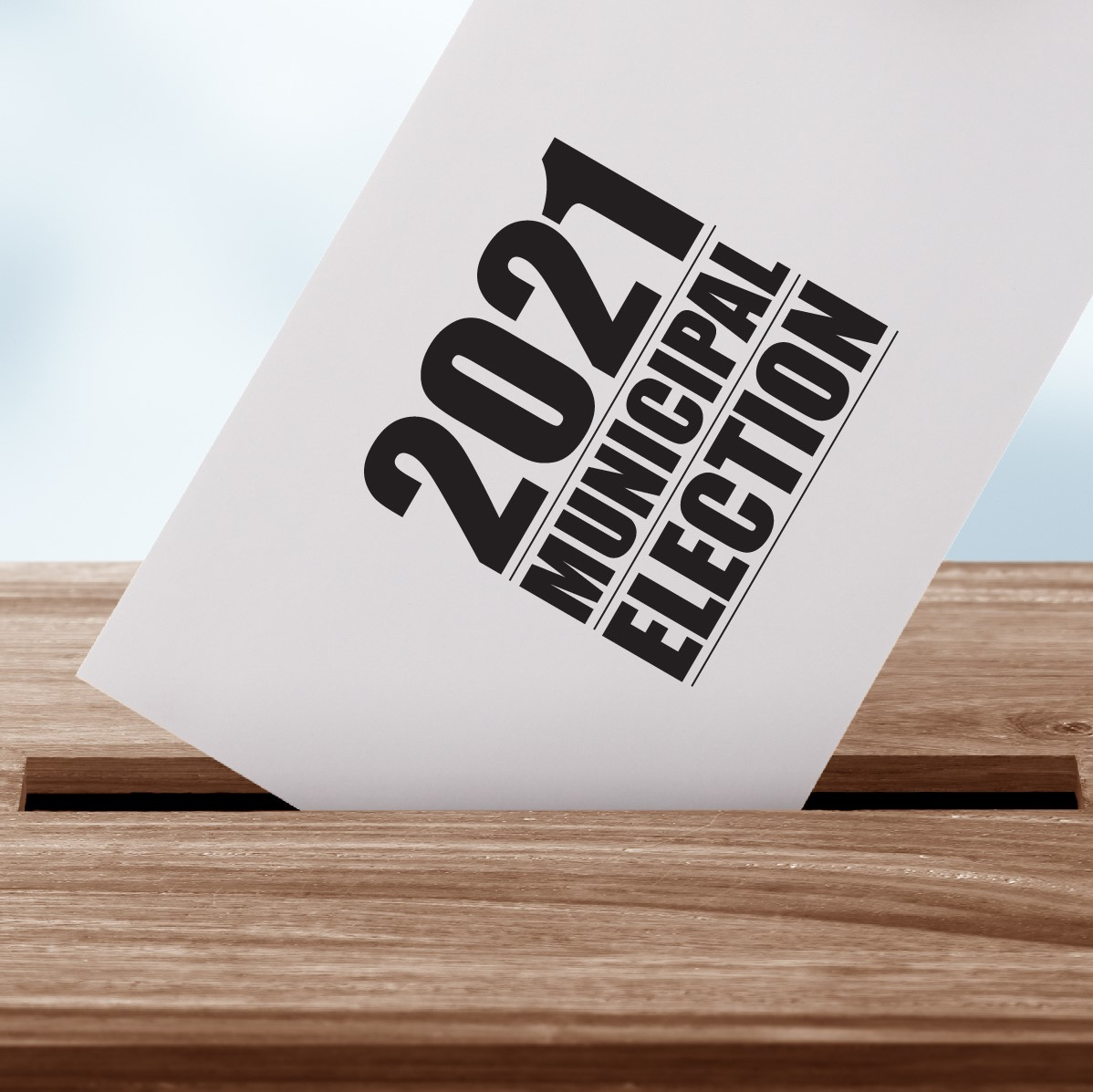 Election Launch Graphic
