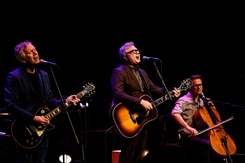 Steven Page Trio - Photography by JD Scarcliff