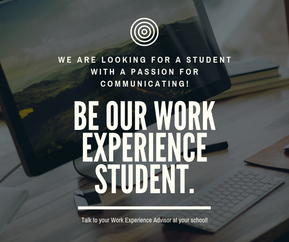 student recruitment ad