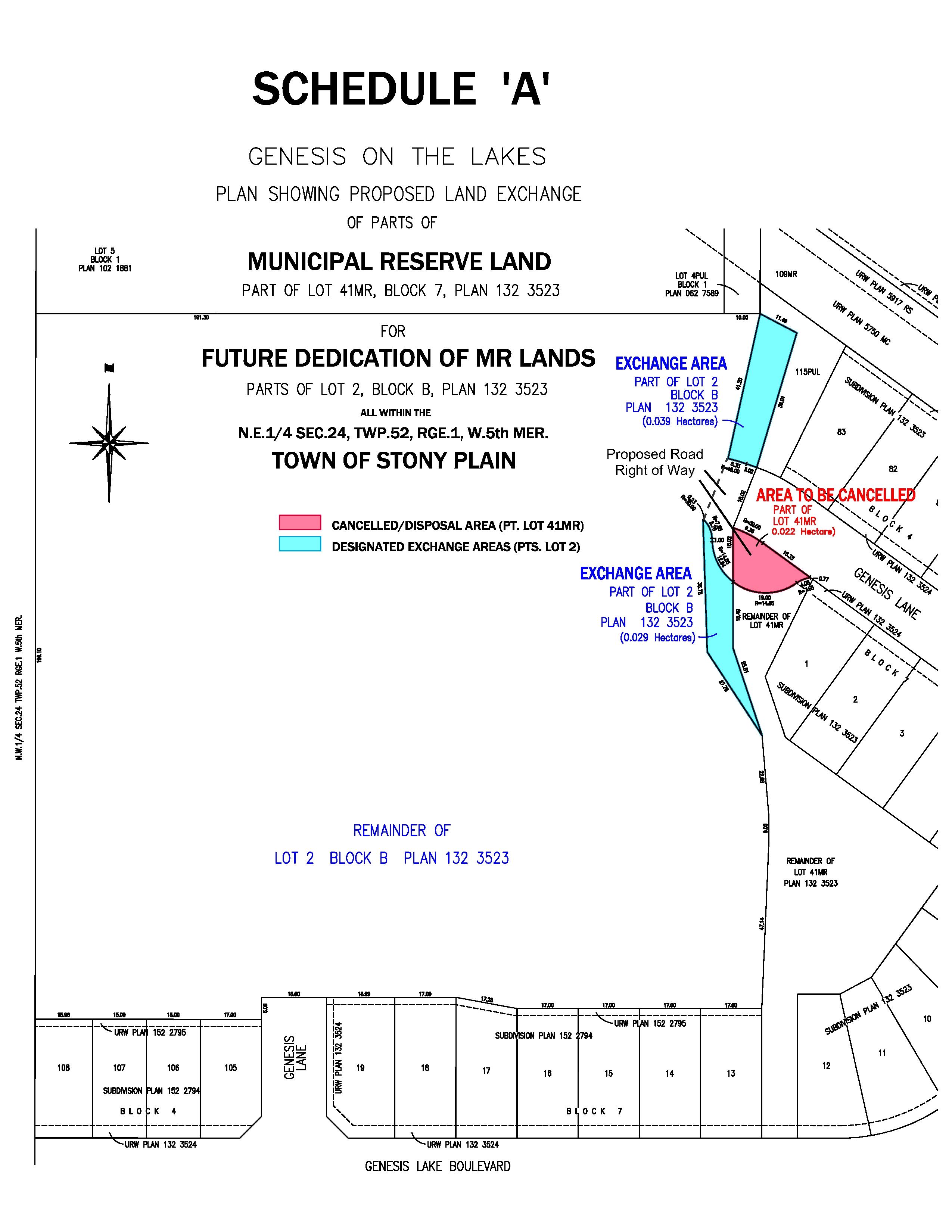 Dec2 Proposed Land Exchange Pt Lot41MR Genesis (mod)