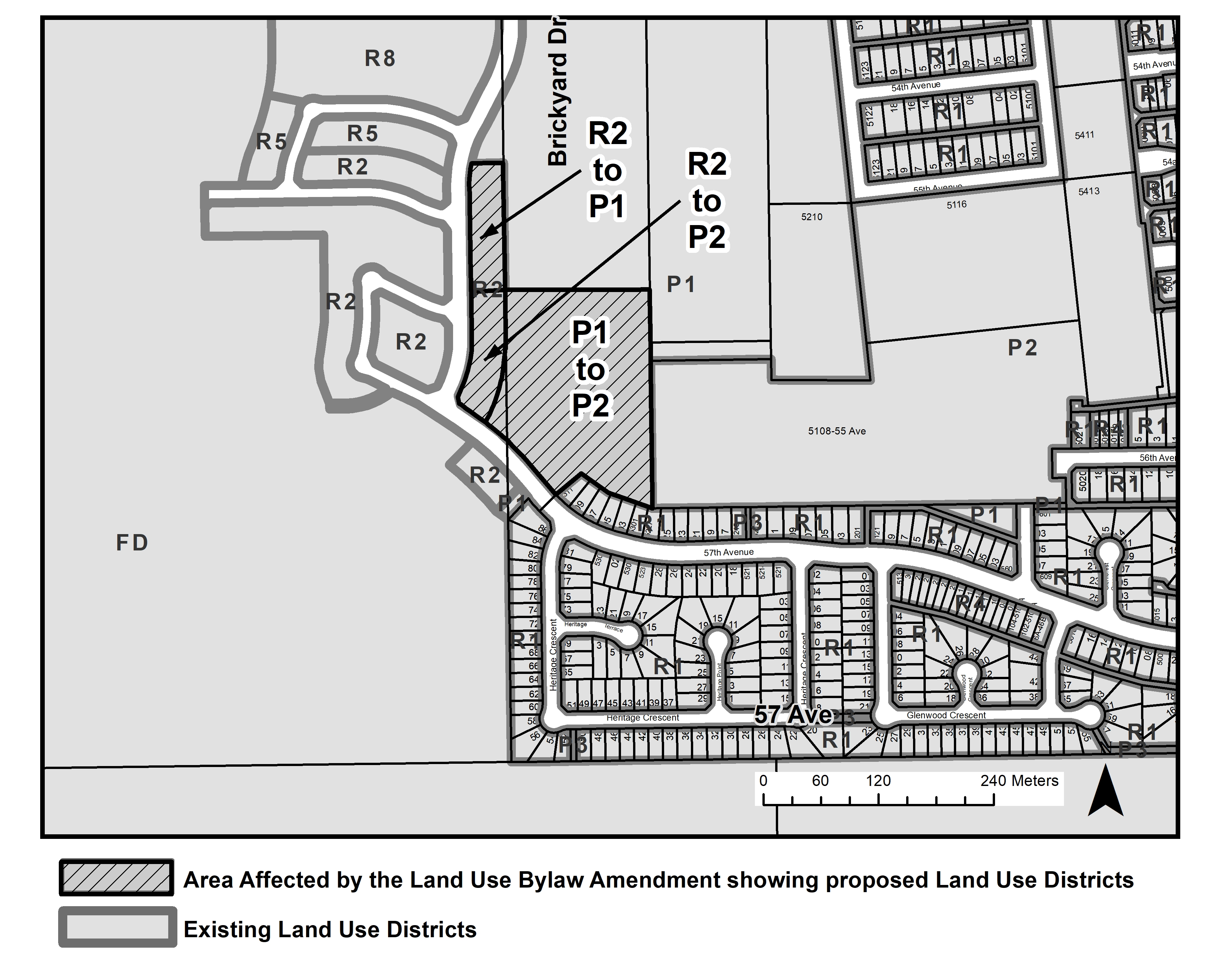 2616 AD Key Plan Map