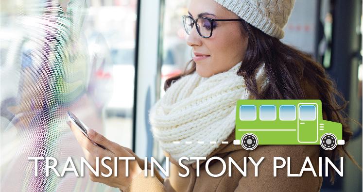 Transit in Stony Plain SM graphic 1
