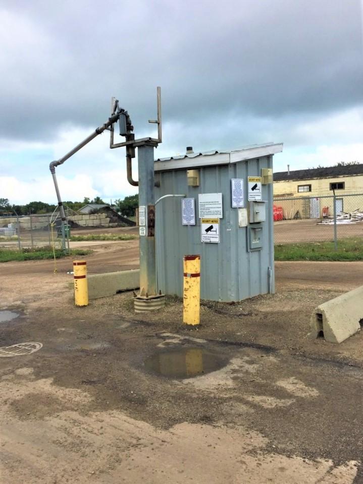 Bulk Water Station